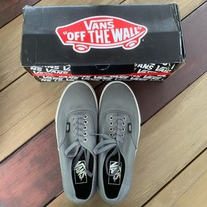 Vans Authentic, never worn, NWT and box